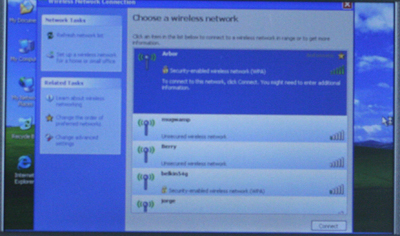 Asus Eee PC screen resolution