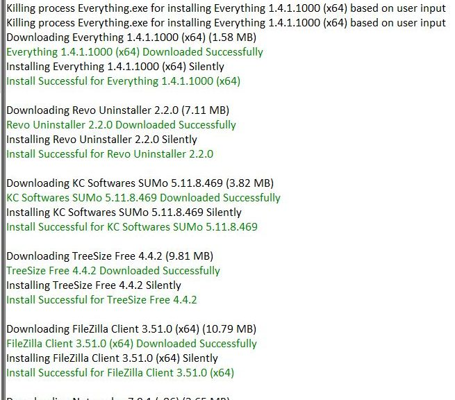 This list of 9 apps just updated shows why Patch My PC Update is worth checking out.