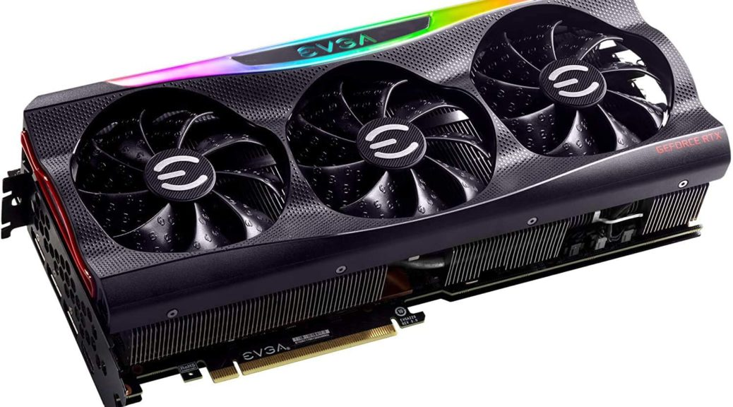 Insane GPU Prices Make Recycling Old Tech Sensible: this eVGA goes for over $1,800.