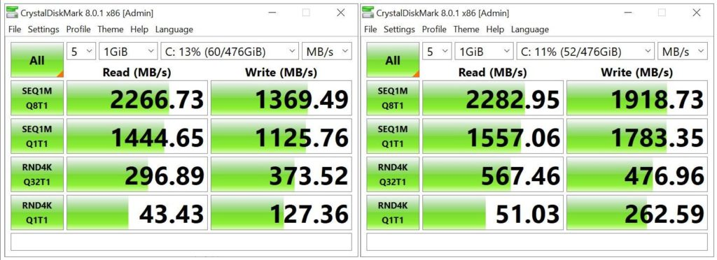 Swapping X1 Nano NVMe Drives.side-by-side