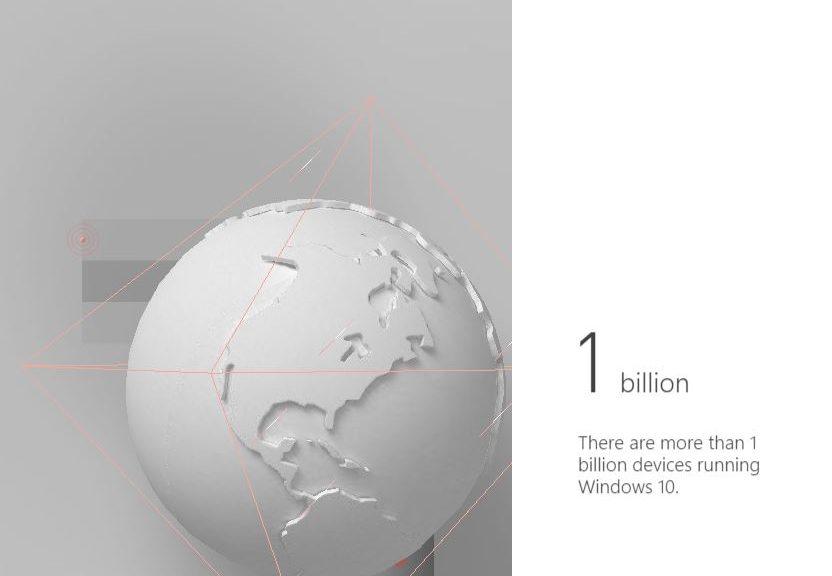 1.3 Billion Active Devices Run Windows 10