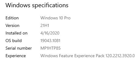 Experience Pack 120.2212.3920.0 Follies.info