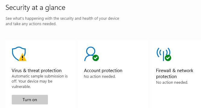 Vexing Windows 11 Antimalware Platform Update Issues.symptom