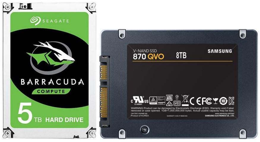 """HDD Still Claims Price-Performance 2.5"""" Crown"""