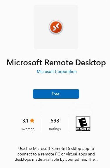 Remote Desktop App Holds Cloud PC Keys