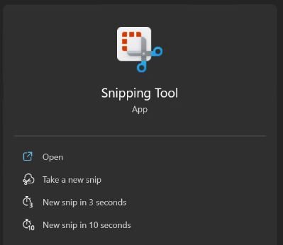 Windows 11 Gets Snipping Tool Makeover