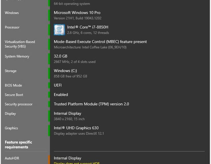New Windows 11 Requirements Check Tool Available