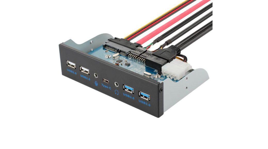 USB-3/C Header Cable Mystery